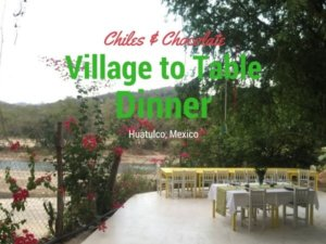 Chiles & Chocolate Cooking Classes {Huatulco}