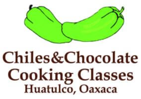 Chiles & Chocolate Cooking Classes Logo