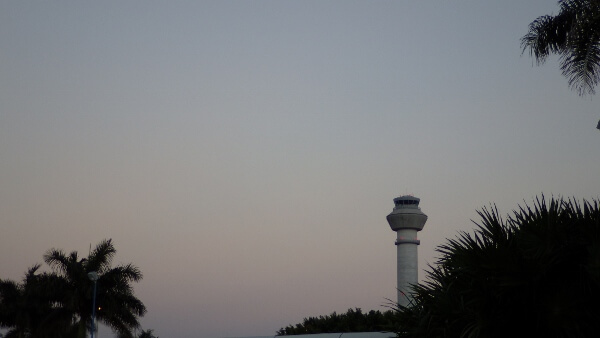 Cancun Airport Tower