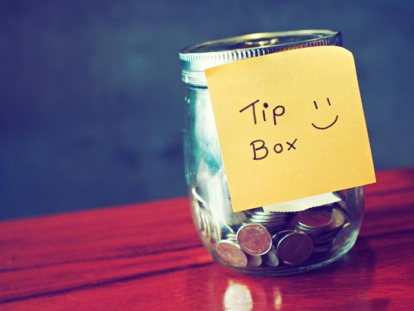 Tipping On Holidays
