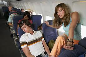 Airplane Travel Tips On Etiquette