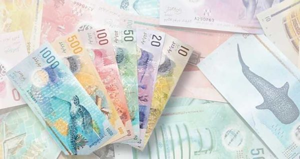 Maldives Paper Currency