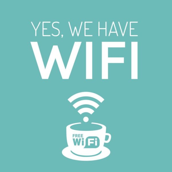 Free WiFi Clipart