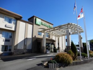 Holiday Inn Truro & Conference Centre {Review}
