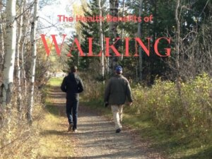 Excellent Health Benefits Of Walking Daily
