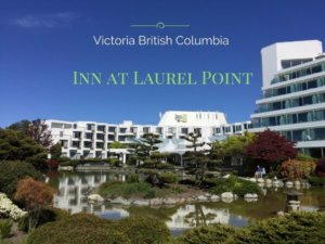 Inn at Laurel Point Victoria BC {Hotel Review}