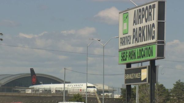 Vancouver Airport Parking