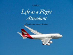 Life As A Flight Attendant {What It's Really Like}