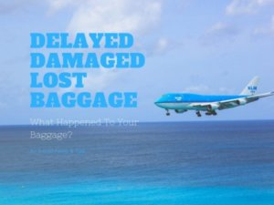 Delayed, Damaged Or Lost Baggage {At The Airport}