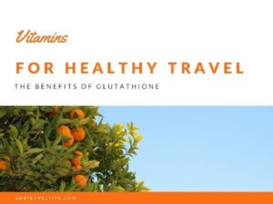 Selecting The Right Vitamins For Healthy Travel