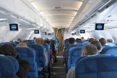Stretching During Air Travel {Health Benefits}