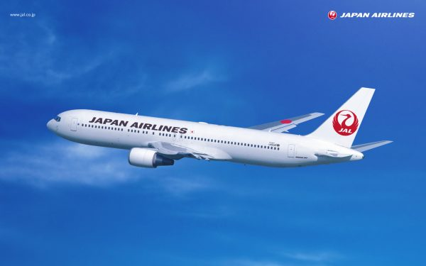 JAL 767 - 300