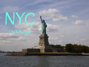 The Best Of New York City {On A Budget}
