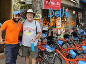 Old Delhi Bicycle Tours {Delhi By Cycle}